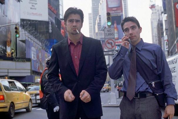 'Por um Fio' começou a ser rodado em Nova York, mas o frio mudou a produção para Los Angeles (Foto: Divulgação)