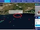 Marinha volta a concentrar esforços para encontrar piloto em Saquarema
