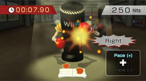 Boxe ganha um minigame divertido em 'Wii Fit U' (Foto: Divulgação/Nintendo)