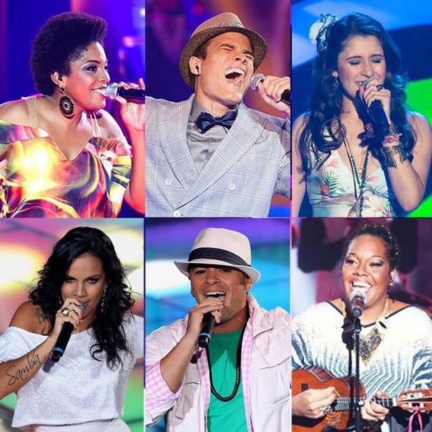 Samba The Voice (Foto: The Voice Brasil)