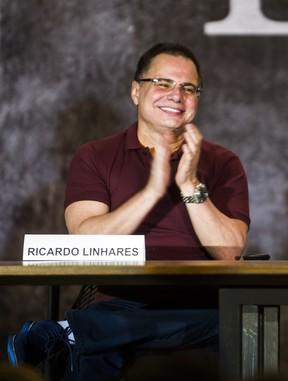Ricardo Linhares, um dos autores da novela Babilônia (Foto: Globo/João Miguel Júnior)