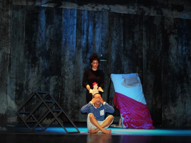 Espetáculo Inventa, Desinventa (Foto: Divulgação)