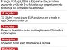 Brasil deve ter internet própria para evitar espionagem, diz jornalista