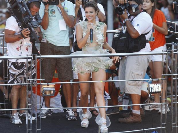 Mari Antunes, nova vocalista do Babado Novo (Foto: Edgard de Souza/Divulgação)