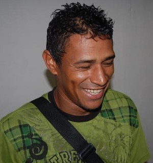 Chico Paraíba, atacante da Queimadense (Foto: João Brandão Neto / GloboEsporte.com/pb)