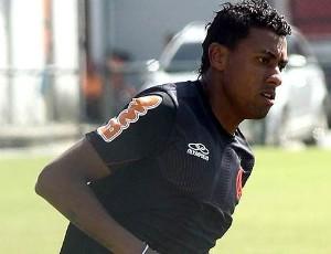 Kleberson, Flamengo (Foto: Mauricio Val / Vipcomm)