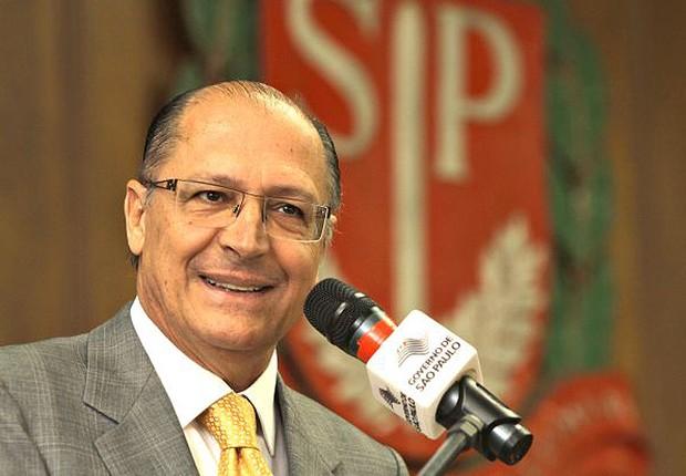 O governador de São Paulo, Geraldo Alckmin (PSDB) (Foto: Divulgação/PSDB)