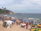 Salvador e Lauro de Freitas têm 20 praias impróprias para banho; lista