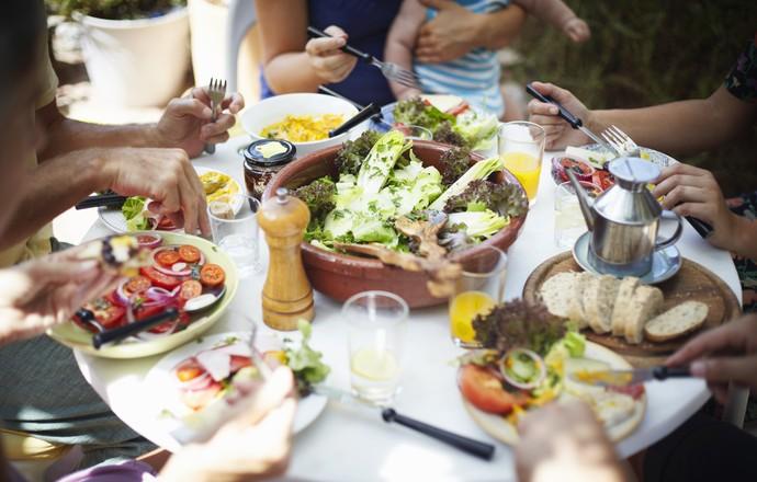 EuAtleta - alimentação saudável coluna cris (Foto: Getty Images)