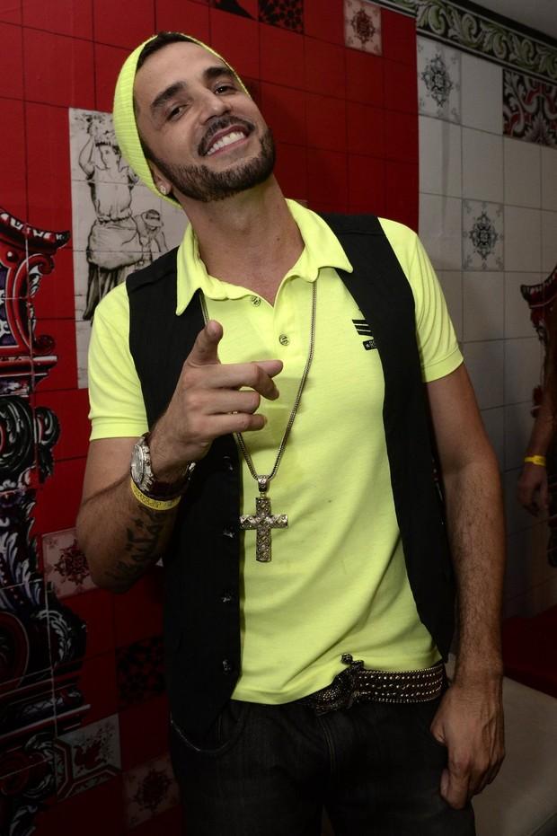 Latino (Foto: Roberto Teixeira / EGO)