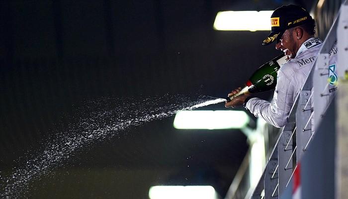 Lewis Hamilton GP de Cingapura