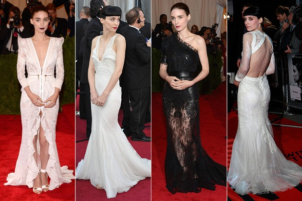 Rooney Mara - festa (Foto: Getty Images || AFP || Getty Images || Reuters)