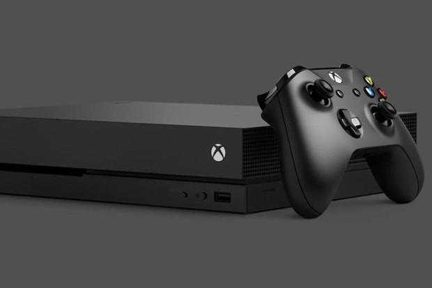 Xbox One X (Foto: Divulgação)
