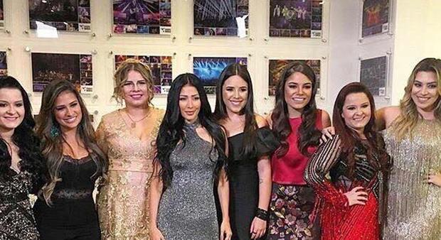 Cantoras sertanejas da nova geração (Foto: Reprodução/Instagram)