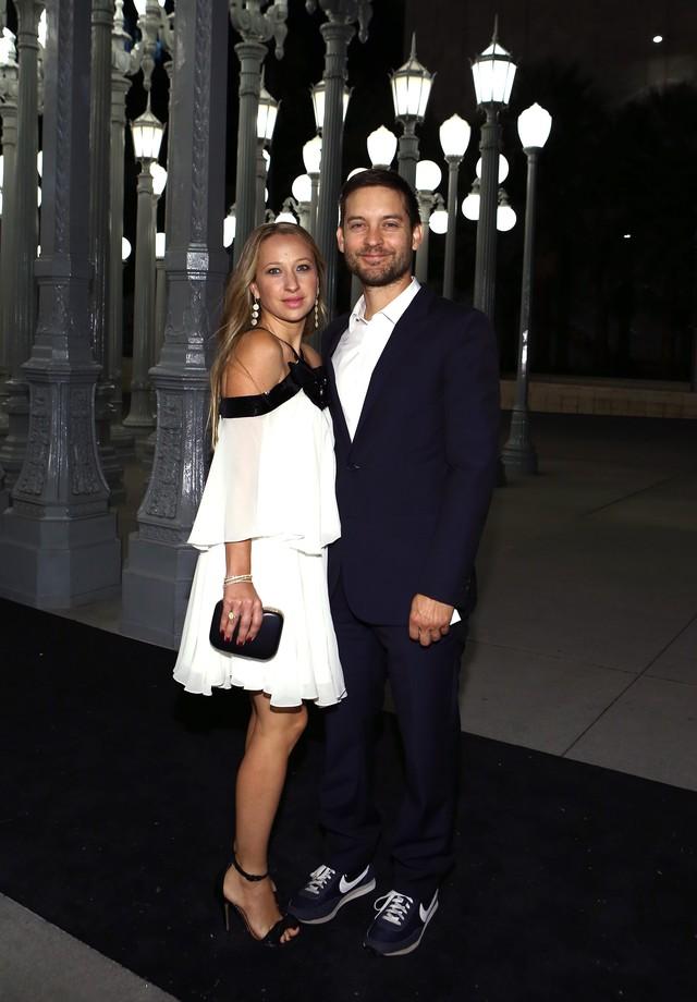 Tobey Maguire foi casado com  Jennifer Meyer durante nove anos (Foto: Getty Images)