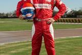 Pietro Fittipaldi na Academia de Pilotos da Ferrari