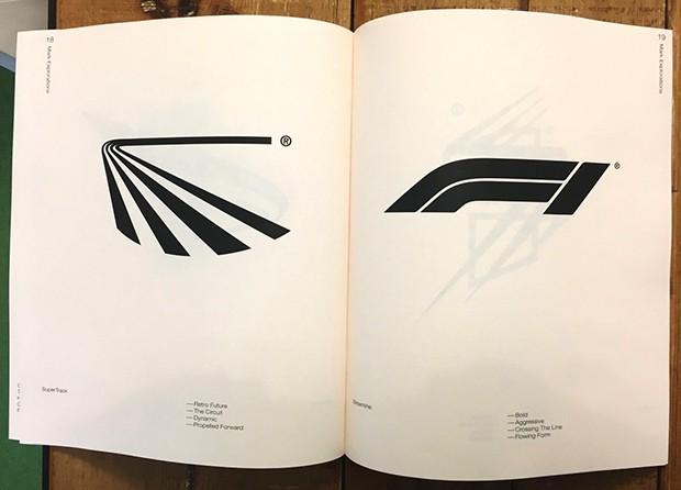 O folheto também apresentou páginas únicas os desenhos favoritos - a versão final é mostrada à direita (Foto: Divulgação/W+K)