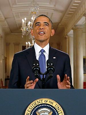 selo fotao obama (Foto: Jim Bourg/Reuters)