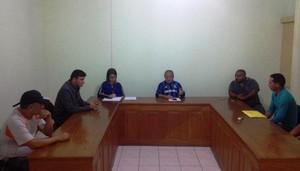 Reunião Acreano 2ª divisão FFAC (Foto: Leandro Rodrigues/Arquivo Pessoal)