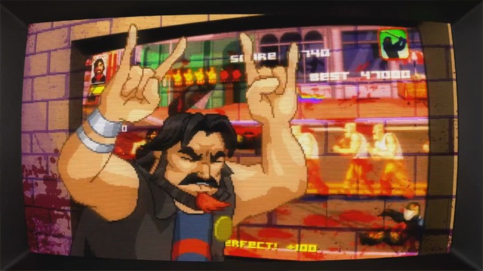 Dead Island: Retro Revenge tem visual de Super Nintendo e protagonista cômico (Foto: Reprodução/YouTube)