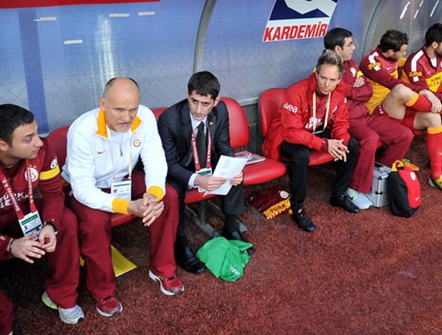 taffarel Galatasaray x Karabukspor (Foto: Site Oficial)