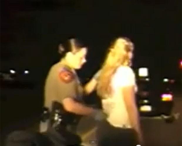 Policial tocou o ânus e vagina de 2 mulheres em revista (Foto: Reprodução)