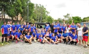 Mogi Rugby Nacanis evento beneficente (Foto: Divulgação/Facebook)