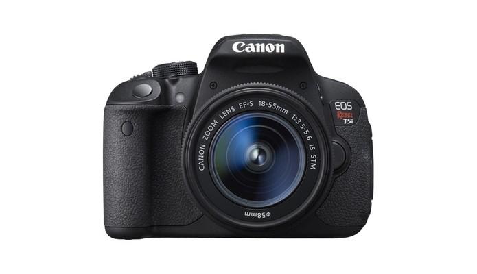 Canon Rebel T5i (Foto: Divulgação/Canon)