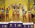 Com ajuda da mãe, Maria Clara/Carol vence Josi/Elize e leva 2º título na PB