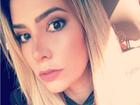 Adriana Sant'Anna fala sobre nova cirurgia no nariz: 'muito dolorido'
