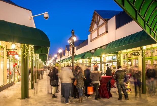 O outlet McArthurGlen Luxembourg: uma boa desculpa para fazer compras na cidade que é Patrimônio Mundial da Unesco (Foto: Divulgação)