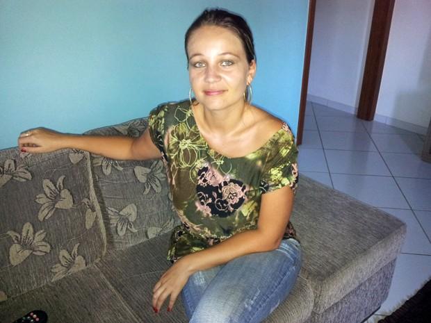 Gláucia Custódio Siqueira Trinta casou com Joãosinho Trinta. (Foto: Amanda Monteiro/G1 ES)