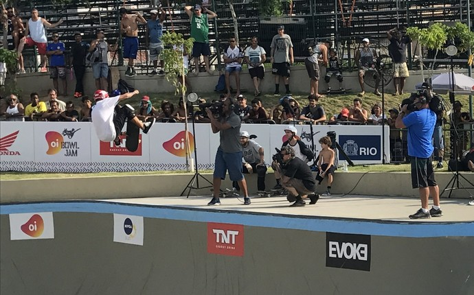 Mundial de Skate Bowl Rony Gomes  (Foto: Gabriel Fricke)