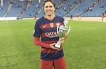 Com Belletti e Edmilson, lendas do Barça vencem veteranos do Real (Reprodução / Instagram)