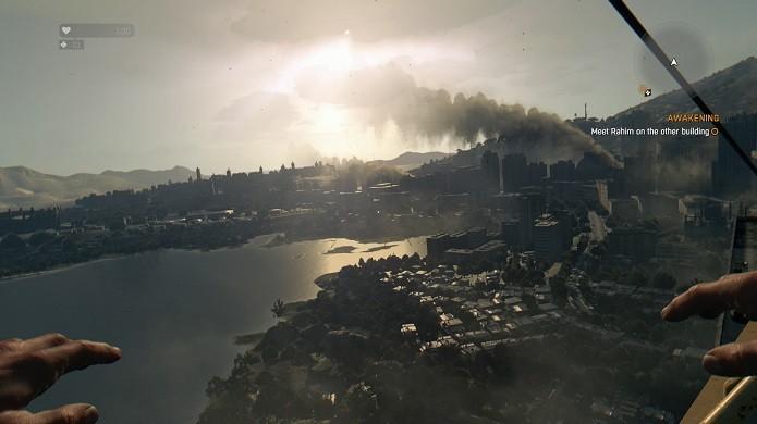 O início da aventura pós-apocalíptica (Foto: Reprodução/Victor Teixeira)