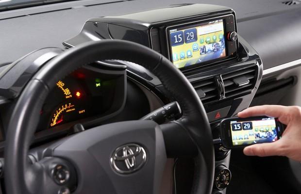 """Divisão """"Toyota Connected"""" foi criada em parceria com a Microsoft (Foto: Divulgação)"""