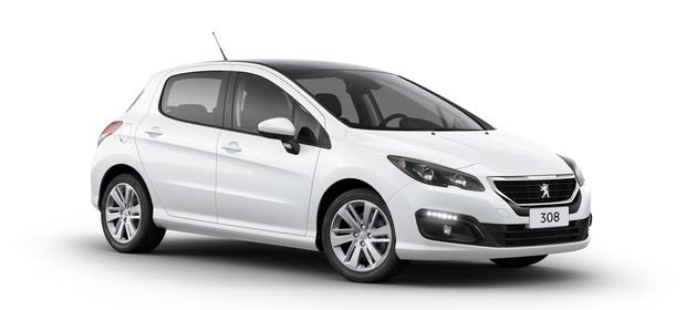 Avalia U00e7 U00e3o  Peugeot 308 1 6 Allure