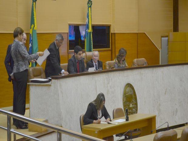 Tema foi debatido na manhã desta terça na Assembleia Legislativa (Foto: Tássio Andrade/G1)