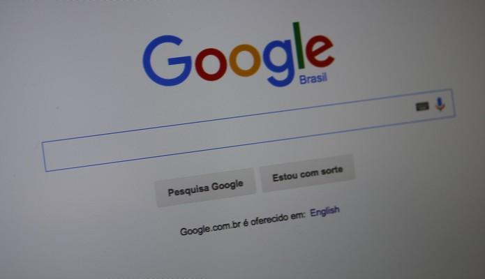 Google (Foto: Melissa Cruz / TechTudo)