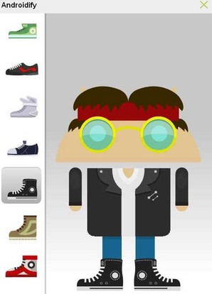 download androidify