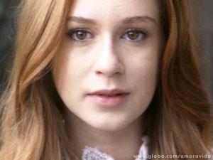 Nicole aparece para Thales (Foto: Amor à Vida / TV Globo)