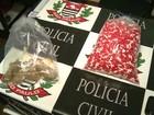 Mulher é presa em flagrante por tráfico de drogas em Registro, SP