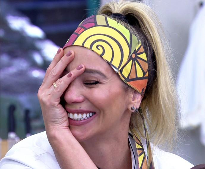 Dani Winits sai após Panela de Pressão contra Minotauro (Foto: TV Globo)