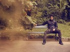 Pedro Lamin sobre rótulo de galã na TV: 'Sou mais gente boa do que bonito'