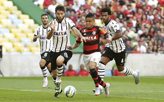 Corinthians e Flamengo: rivais dentro de campo, aliados fora dele (Foto: Gilvan de Souza / Flamengo)