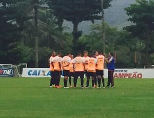 Treino Flamengo (Foto: Carlos Mota)