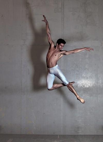 Estrela do Royal Ballet de Londres, o bailarino Thiago Soares está em turnê pelo país (Foto: Divulgação)