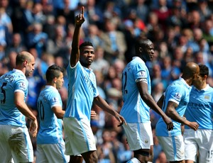 Iheanacho Manchester City Stoke City (Foto: Getty Images)