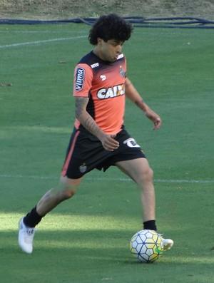 Luan, atacante do Atlético-MG (Foto: Rafael Araújo)