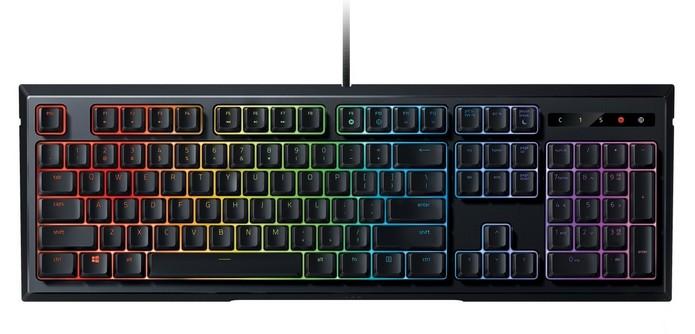 Razer Ornata Chroma, teclado mecânico para gamers (Foto: Divulgação/Razer)